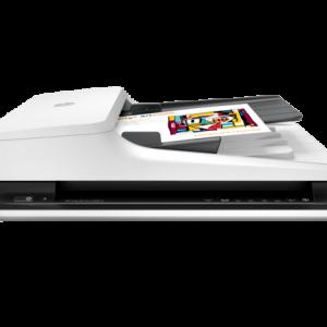 HP Flatbed ScanJet Pro 2500F1 Scanner